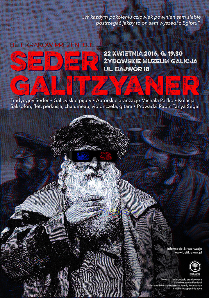 PosterSederGalitzyaner