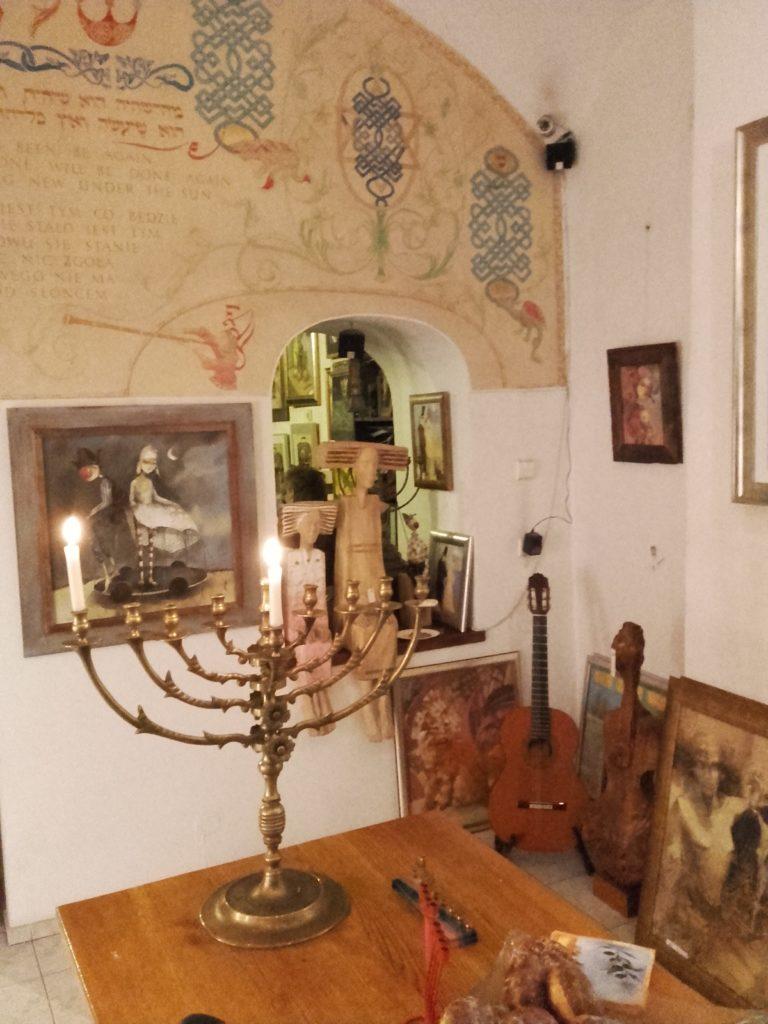 Chanuka w Galerii Szalom