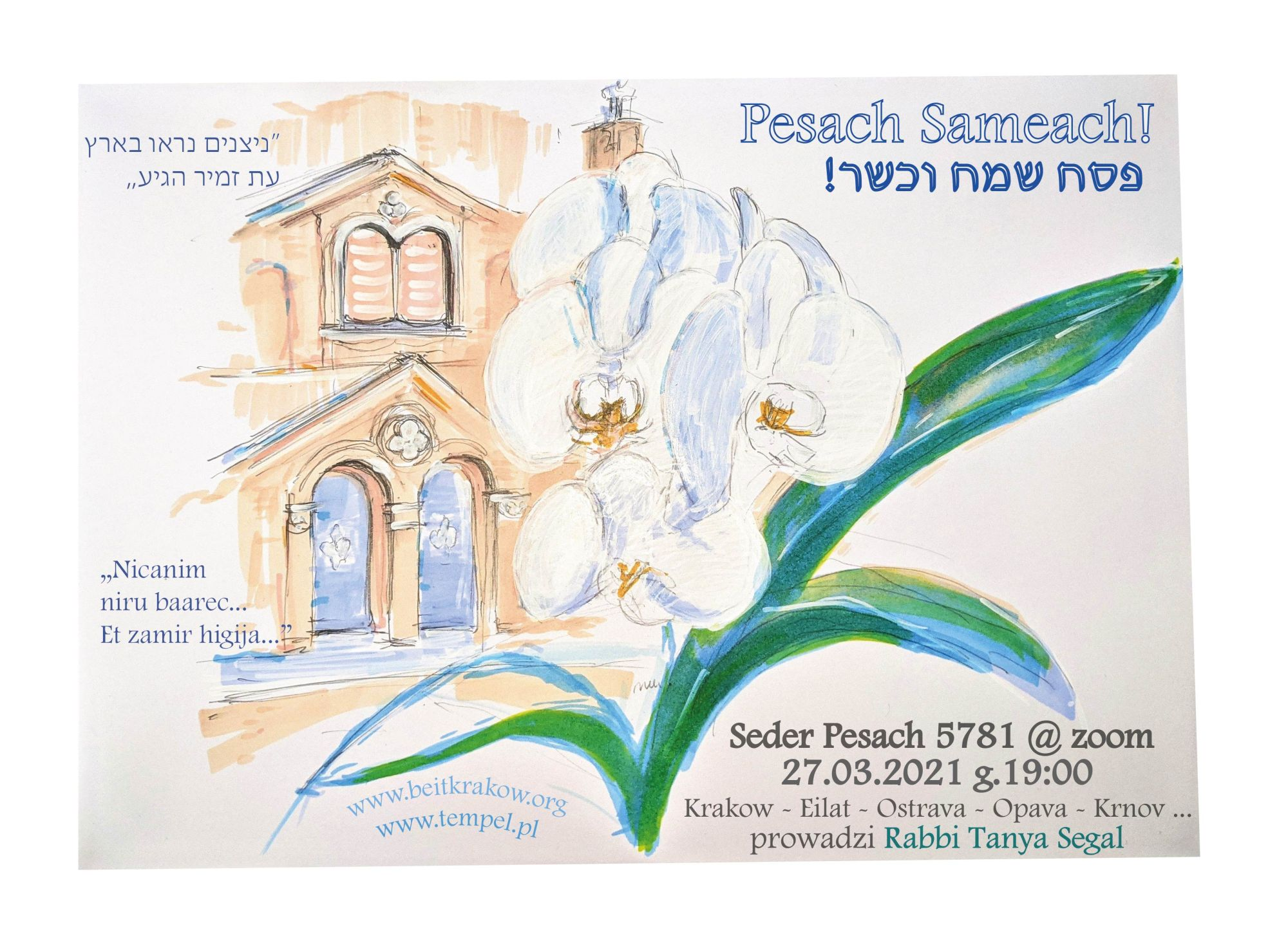 Pesach 5781